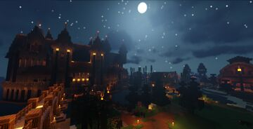 My survival backup Minecraft Map & Project