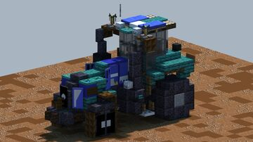 New Holland T8, Tractor [With Download] Minecraft Map & Project