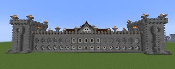Castle 2021 ( 1.17.1 ) Minecraft Map & Project