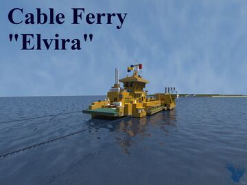 """Cable Ferry """"Elvira"""" (2010) 