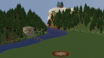 Small Testing Area for Mods and Builds Minecraft Map & Project