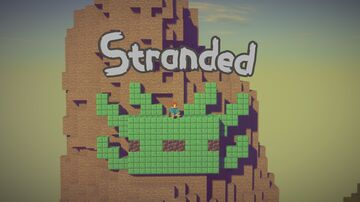 Stranded (a survival map) Minecraft Map & Project