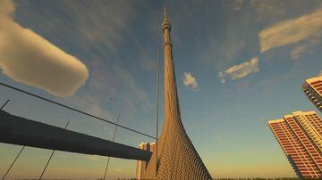 Ostankino tower 1:1 replica Minecraft Map & Project