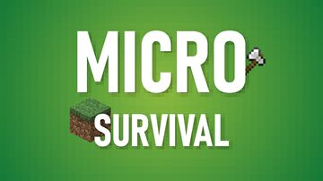 MICRO SURVIVAL [english version] Minecraft Map & Project