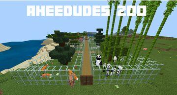 AheeDude's Zoo (Bedrock map) Minecraft Map & Project