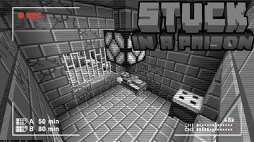 Prison test for mcpe Minecraft Map & Project
