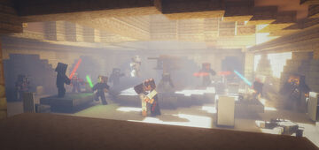 mos eisley cantina Minecraft Map & Project