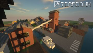 Lee Chemicals (Teardown) Minecraft Map & Project