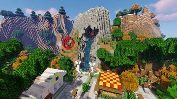 GX Network Original Builds Minecraft Map & Project