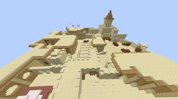 Mirage CS:GO Minecraft Map & Project