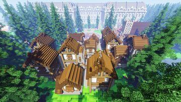 Aldoriv Minecraft Map & Project