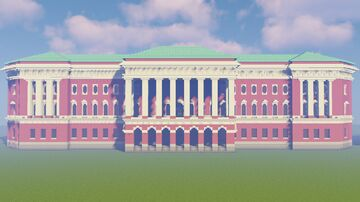 Imperial Russian Building Minecraft Map & Project