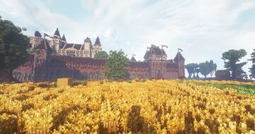 Adelsburg - Medieval City - Fables and Fantasy Minecraft Map & Project