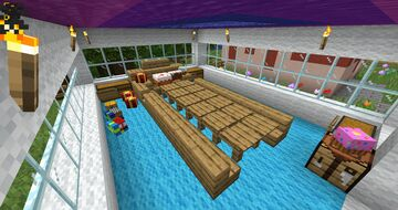 Birthday Party! Minecraft Map & Project