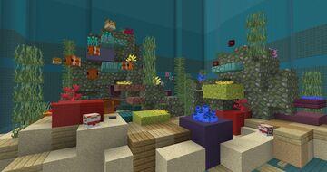 ᴄᴏʀᴀʟꜱ Minecraft Map & Project