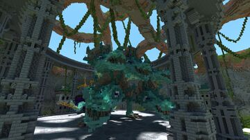 Hydra's Lair Minecraft Map & Project