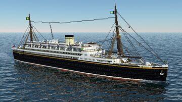 SS La Rochelle Minecraft Map & Project