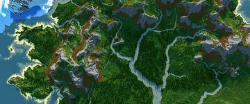 Ravyxa [4kx4k Survival Map] w/Download Minecraft Map & Project