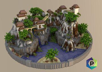 Lost Coast of Peru Hub   1.8+ Minecraft Map & Project