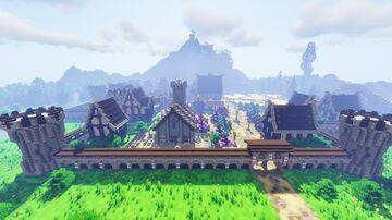SleepyHills Minecraft Map & Project