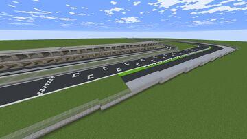 🇬🇧 Silverstone Circuit, UK (1.12) Minecraft Map & Project