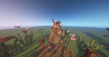 Easter Special Map Minecraft Map & Project