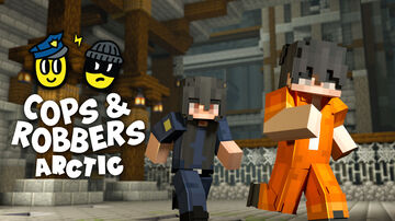 Cops and Robbers 5: Arctic Minecraft Map & Project