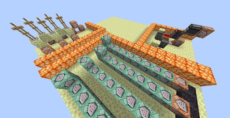 Command Blocks Area