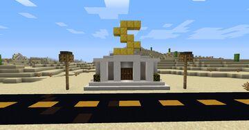 Desert Bank Minecraft Map & Project