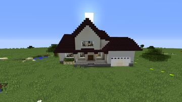 typical american house Minecraft Map & Project