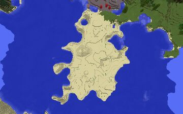 alien natural generation Minecraft Map & Project