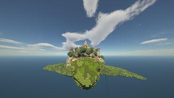 Turtle Village Minecraft Map & Project