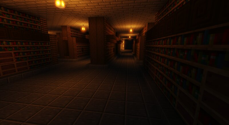 The library is the place to read dwarven wisdom from books, it is also plenty of secret places...