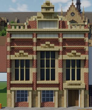 Bellmore Coffee House (90-91 High St) Minecraft Map & Project