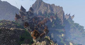 Ritschenberg Minecraft Map & Project