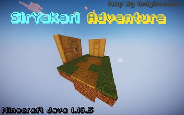SirYakari Adventure Minecraft Map & Project