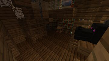 Mistery Wizard House Minecraft Map & Project