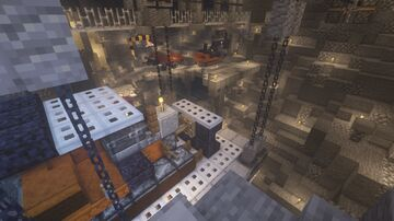 Construction Site - [World Download] Minecraft Map & Project