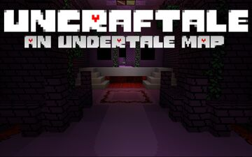 ❤️ Uncraftale - An Undertale Map - 1.17.1 Minecraft Map & Project