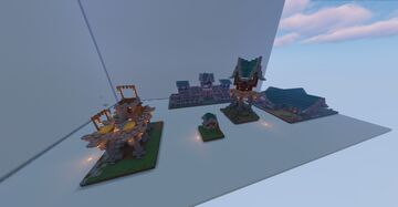 Warped Wood Roof Pack Extras Minecraft Map & Project