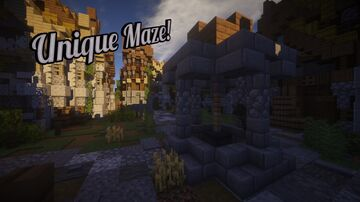 Town of Karvask - Maze Making Contest Minecraft Map & Project