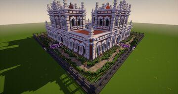 Renaissance Plot Spawn Minecraft Map & Project