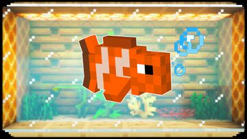 10 Fish Aquariums Minecraft Map & Project