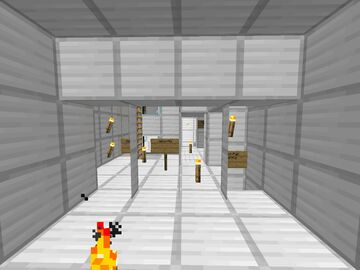 Non-Euclidean Lab Minecraft Map & Project