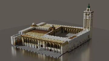 Al-Zaytuna Mosque, Tunis, Tunisia Minecraft Map & Project
