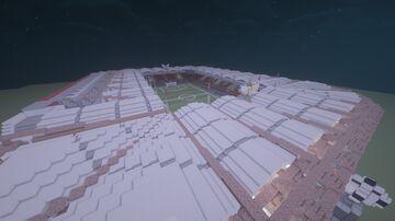 Minefield F.C. Stadium Minecraft Map & Project