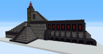 Rockberry - Key module Minecraft Map & Project