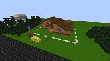 [1.7.10] Hello Neighbor - Alpha 2 (Mod) Minecraft Map & Project