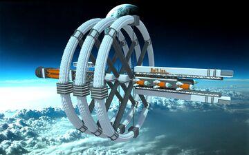 Salt Inc. Space Explorer Class: Horizon - Spaceship Minecraft Map & Project