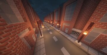 The Detective Minecraft Map & Project